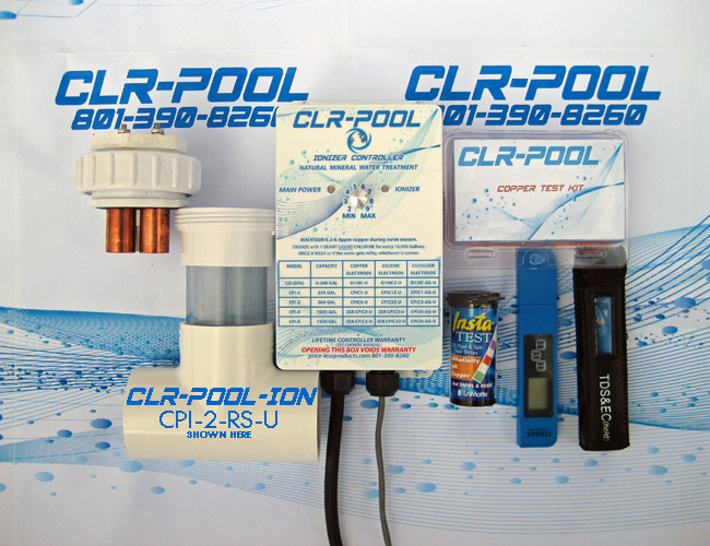 best value pool ionizer 25,000 gallon ionizer, ionizers with copper ionizer electrode