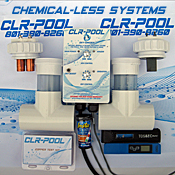 Best Value Chemical free non chlorine pool or Spa system in the world