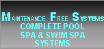 chemical free  Swim Spa, Swimming pools no maintenance Pools , Hot Tubs exercise Pools