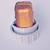 IONIZER ELECTRODE MODEL CPIC1-33AG-U 33% SILVER W/UNION FITTING