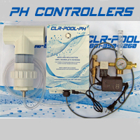 pool pH controllers Spa pH controllers